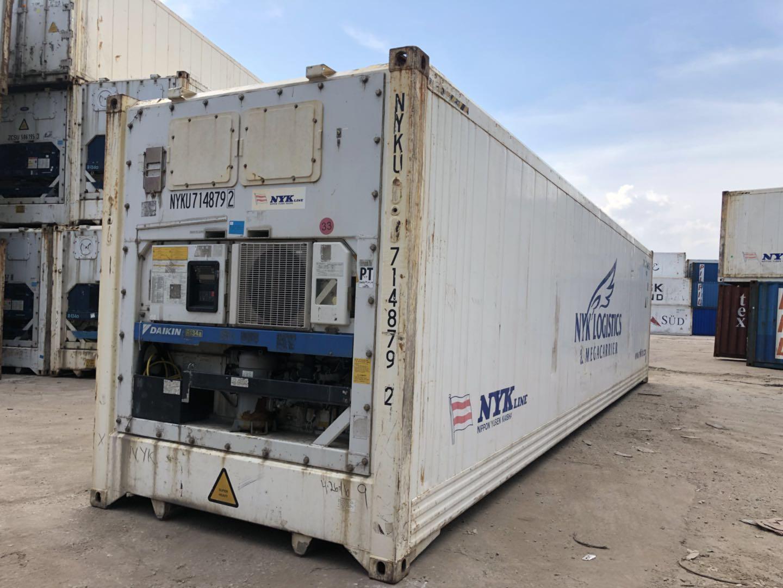 泉州冷藏集装箱出租_厦门知名的冷藏集装箱-40尺经销商