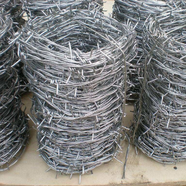 南京镀锌刺网-性价比高的镀锌刺绳上海锦诺金属制品有限公司专业供应