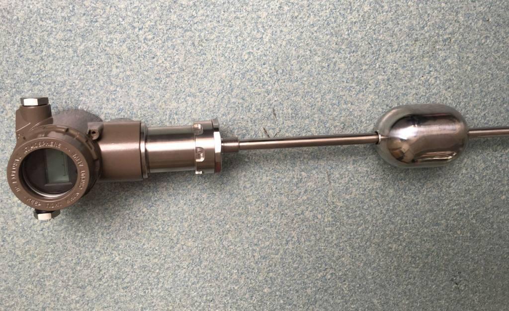 磁致伸缩液位传感器进口替代者-上仪磁致伸缩液位传感器品质无忧