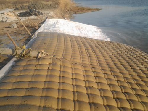 水下模袋混凝土施工工程-水下模袋混凝土价格