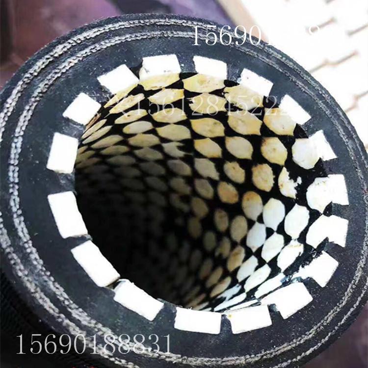 厂家直销超耐磨陶瓷橡胶管 过煤粉耐磨管