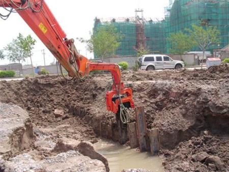 延安打樁機施工_銀川哪里有供應口碑好的打樁機