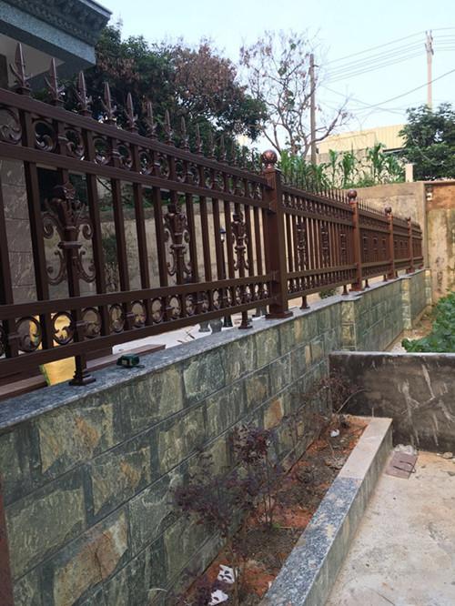 河南全铝围栏设计_德嘉建材可靠的全铝围栏销售商