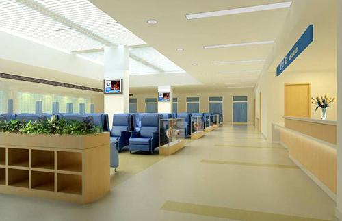 医院采用代替传统PC办公的桌面虚拟化L250终端方案