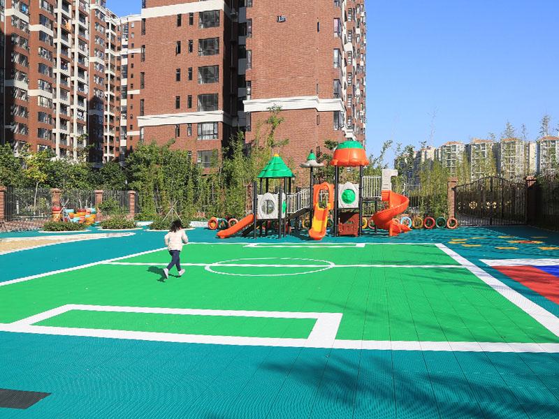 厂家推荐拼装地板_有品质的拼装地板奥斯博体育供应