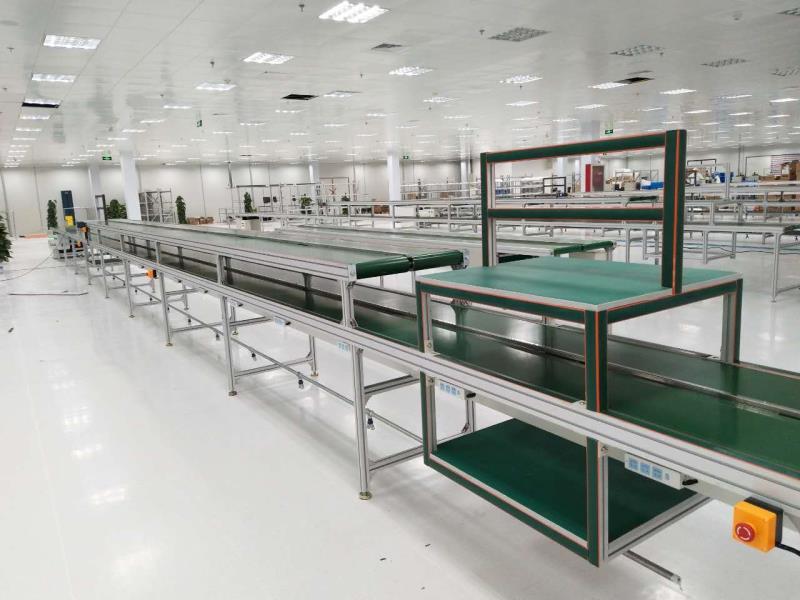 浙江输送流水线-车间流水线-流水线厂家定制