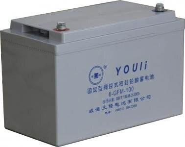 有利蓄电池6-GFM-120 威海文隆 直流屏蓄电池