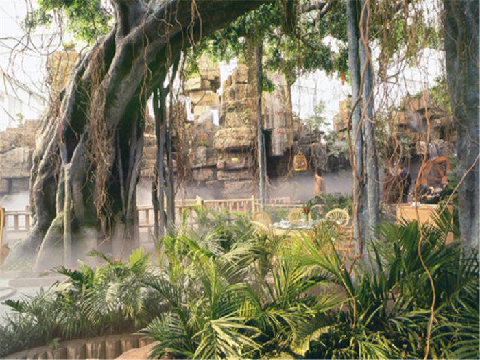 值得一看!威海假山喷泉建造商#假山喷泉承建