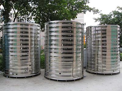 不銹鋼圓形水箱