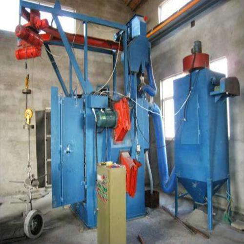 山東懸鏈式拋丸清理機-供應山東高質量的懸鏈式拋丸機