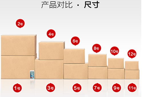 淘宝纸箱厂家-淘宝纸箱制造厂找骏荣纸箱