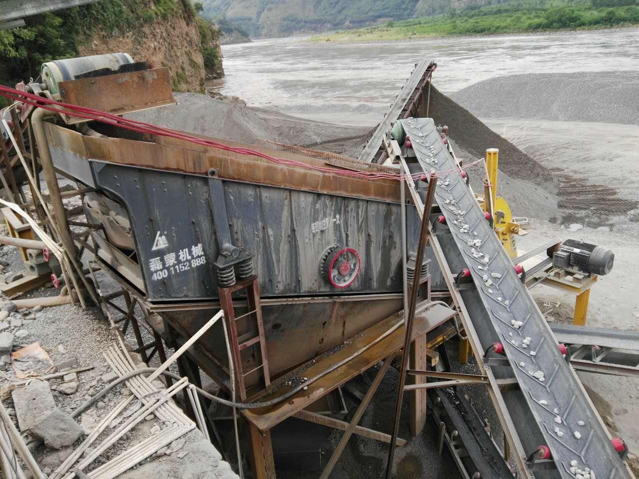 破碎机,制砂机,砂石料生产线设备