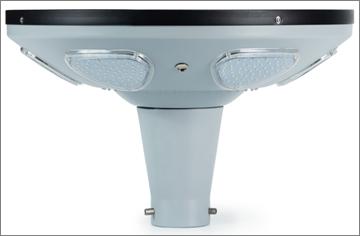 光能飞碟灯信息-到哪购买有品牌的久贤光能飞碟景观灯