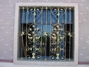 惠城铝艺加工定做-具有口碑的铝艺大门服务商_惠州辉隆铁艺铝艺
