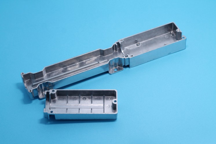 铝合金智能锁具配件生产厂家-广州柏菲特金属OEM代加工