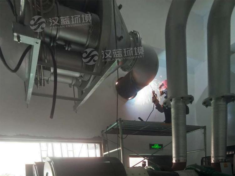 发电机组排烟净化,黑烟净化,尾气净化