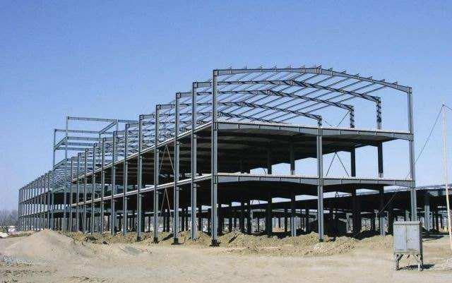钢结构工程厂家 【荐】价格合理的钢结构建筑_厂家直销
