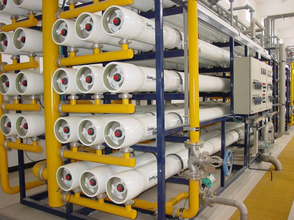 白銀超純水設備-信譽好的供應商_甘肅方鴻環保設備 白銀超純水設備