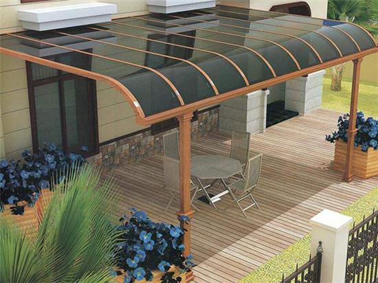 龙门钢结构雨棚加工-惠州遮阳棚哪家比较好