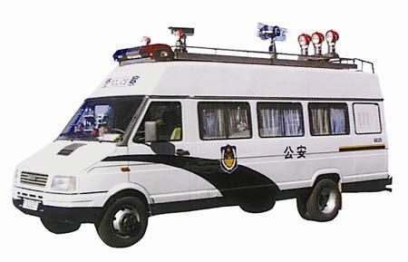 通訊指揮車4