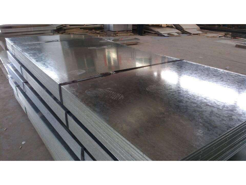 许昌镀锌板 大量供应优惠的镀锌板