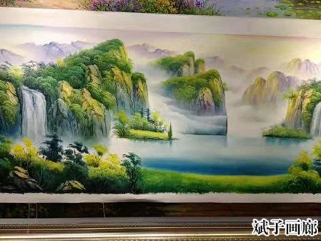 酒店裝飾畫廠家-收藏價值高的東北酒店裝飾畫推薦
