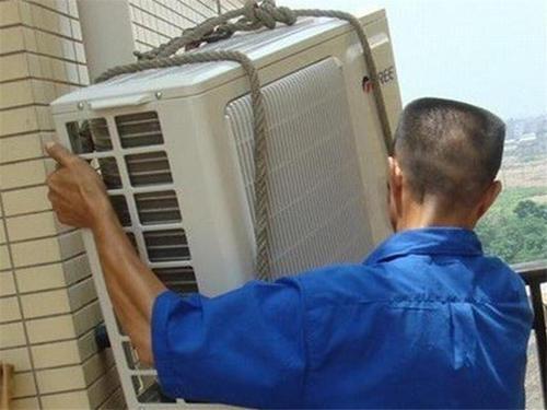 西郊格力空调移机-口碑好的西安空调移机公司推荐