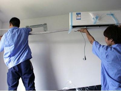 长安区新科空调安装公司-西安空调安装公司当选驿路家电