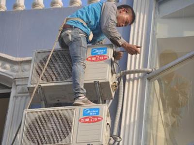 西安空调安装哪个地方多,北郊海尔空调安装费用安装费用
