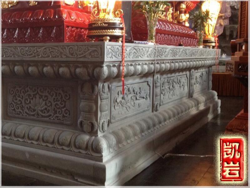 重慶寺廟佛臺石雕-哪里可以買到寺廟佛臺石雕