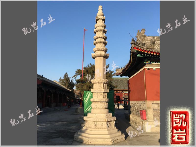 寺庙经幢石雕厂家供应-福建寺庙经幢石雕价格如何