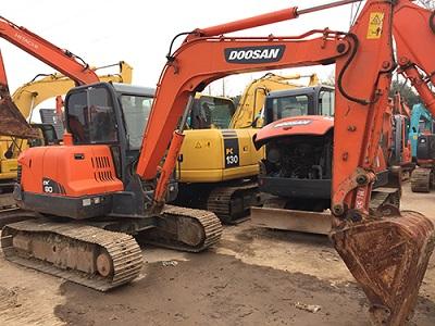 斗山55二手挖掘机|报价|价格|出售|转让|买卖
