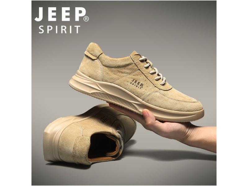 休闲男鞋-益励jeep,信誉好的jeep男士工装鞋供应商