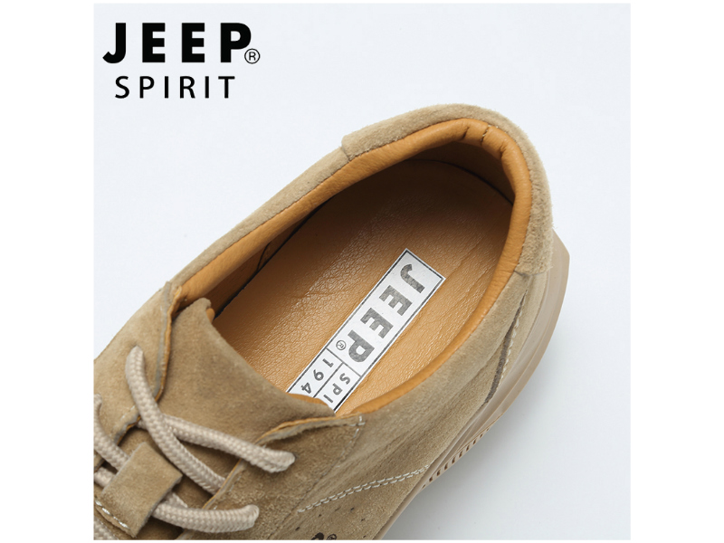 春夏男鞋|想買報價合理的jeep男士工裝鞋,就到益勵jeep