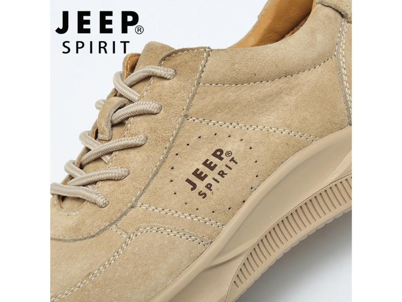 英倫男鞋-潮流jeep男士工裝鞋推薦