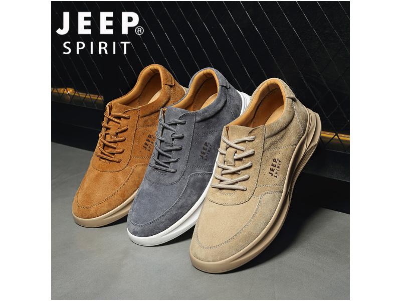 工裝時尚板鞋-高品質的jeep男士工裝鞋哪里買