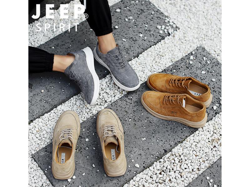 工装男鞋-好看的jeep男士工装鞋要到哪儿买