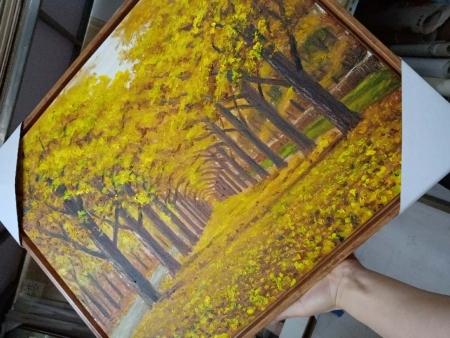 定制手绘油画哪家好-辽宁定制手绘油画公司有哪些