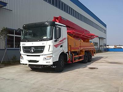 云南二手工程機械租賃-質量好的二手泵車價位