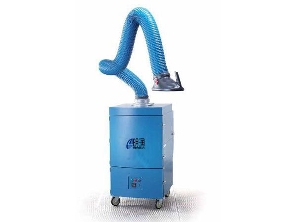 黄山移动式滤筒焊烟除尘器-明润环保供应价位合理的移动式滤筒焊烟除尘器
