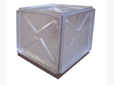新疆鍍鋅水箱