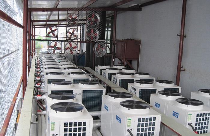 新疆空氣能水箱