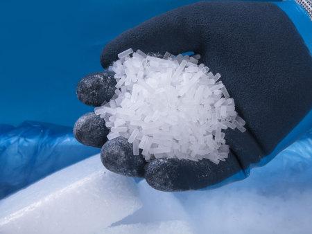 吉林颗粒干冰 辽宁划算的颗粒干冰-供应