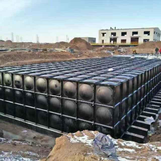 新疆地埋水箱