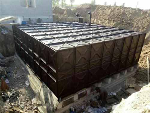 博乐地埋水箱-恒信耀达供水设备公司做工精细的新疆地埋水箱