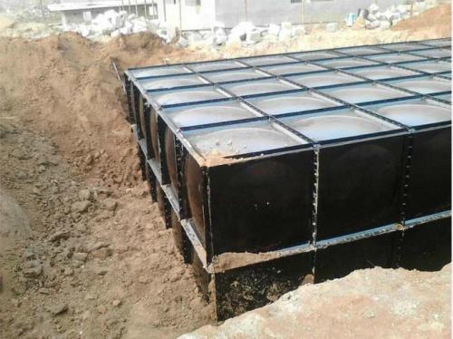 克拉玛依地埋水箱生产厂家|哪里有卖实惠的新疆地埋水箱