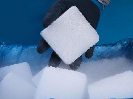 块状干冰厂家-口碑好的块状干冰低价出售
