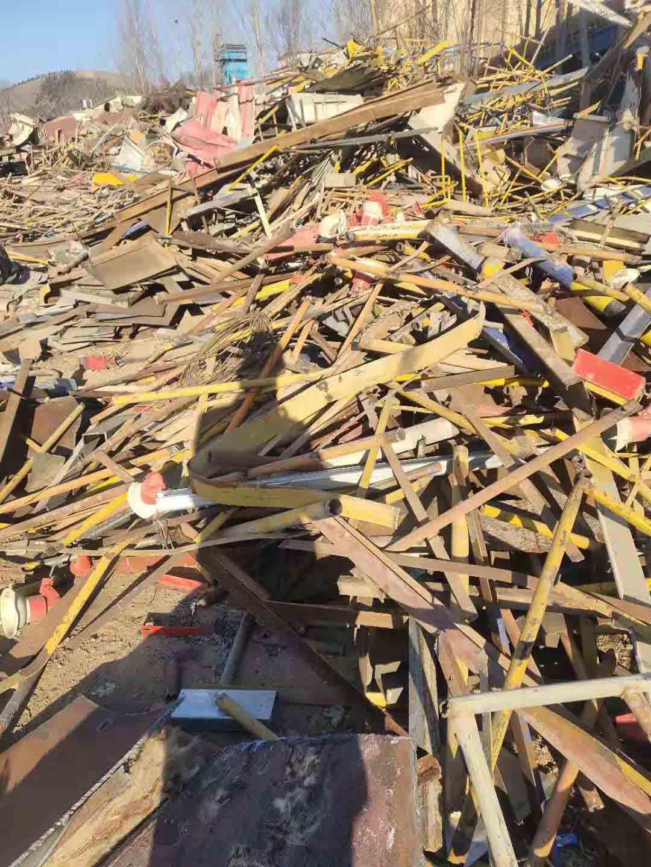 【传建金属】烟台废钢回收 烟台物资回收 烟台废铁回收
