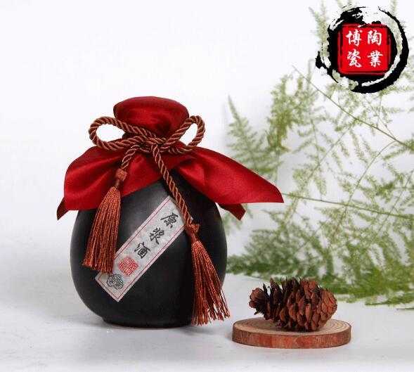 青海玻璃酒瓶厂家_优惠的博陶陶瓷供销
