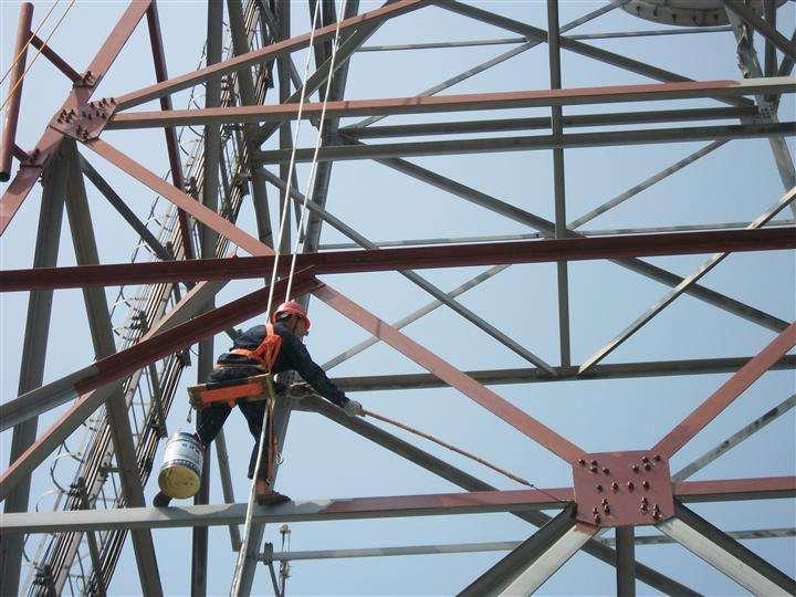 鐵塔拆除-鐵塔維護認準河北常通
